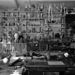 Atelier François Junod, automatier-sculpteur à Sainte-Croix (VD). Crédit photo: Ph. Gueissaz